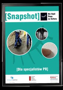 Snapshot dla specjalistów od PR