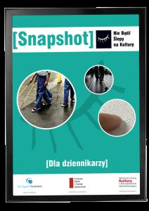 Snapshot dla Dziennikarzy