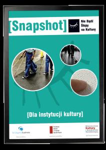 Snapshot dla Instytucji Kultury